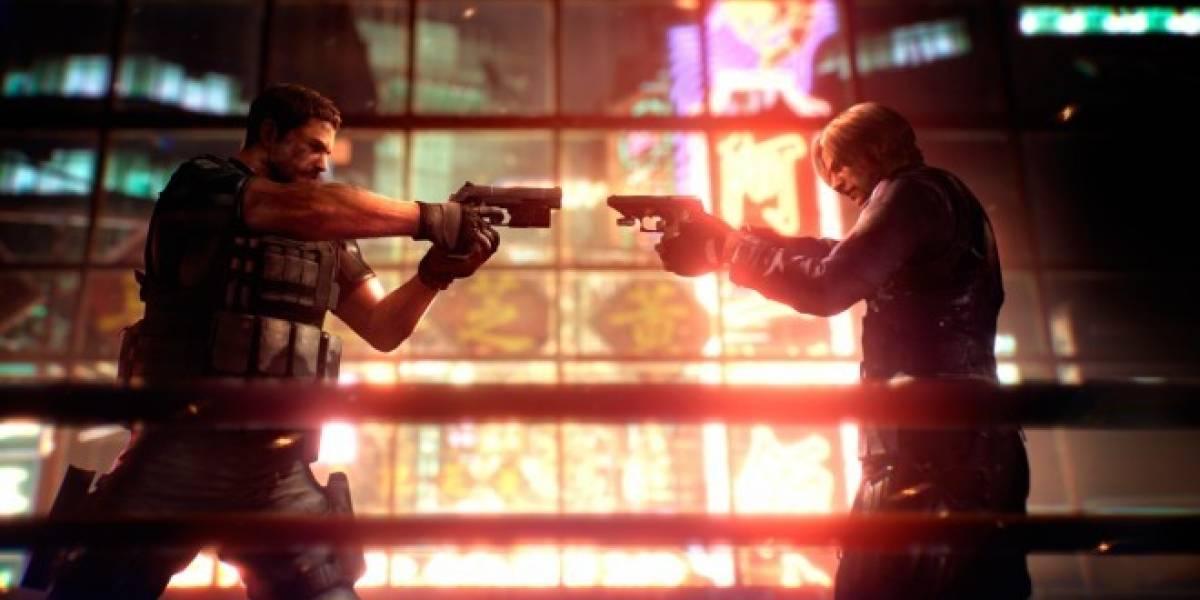 Capcom corrige temporalmente el error de la versión digital de Resident Evil 6 en PS3