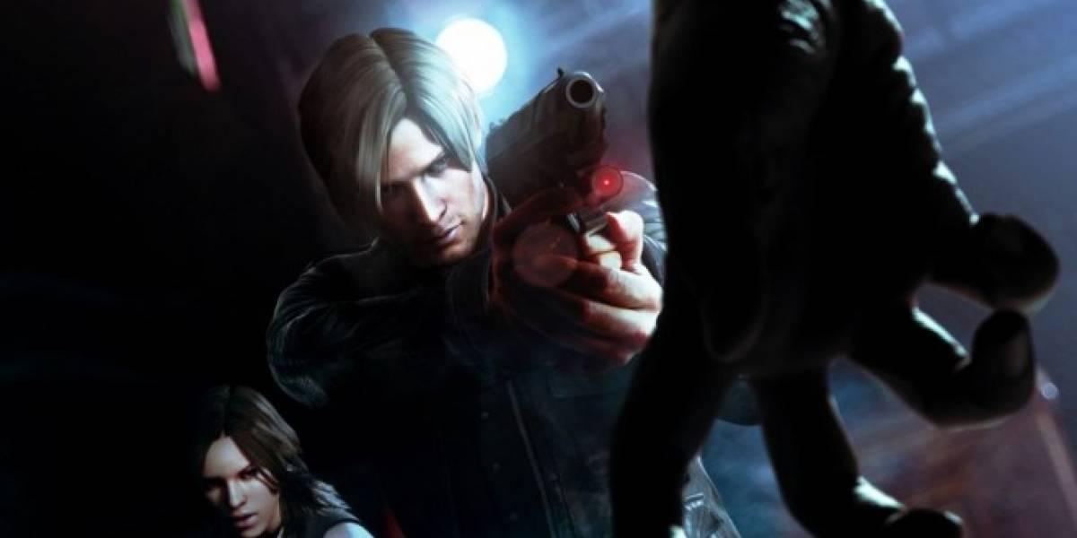 Capcom anuncia compilación de Resident Evil hasta la sexta entrega