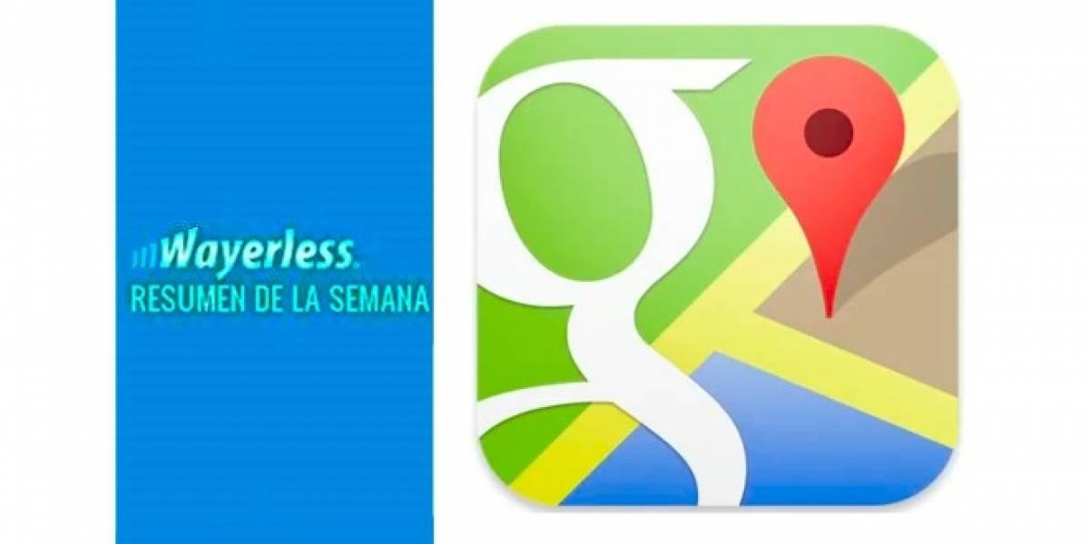 Google Maps vuelve a iOS, más detalles del Sony Yuga, Facebook para Android ahora es 100% nativo, llegó el iPhone 5, y más!