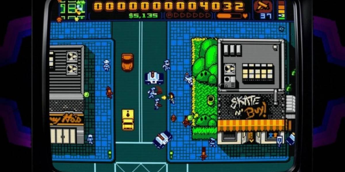 Retro City Rampage ya tiene fecha de lanzamiento para Xbox Live Arcade