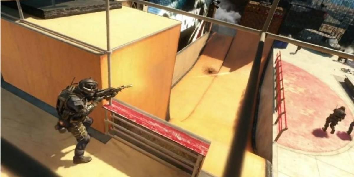 Activision lanza video que nos muestra los mapas de Black Ops II: Revolution