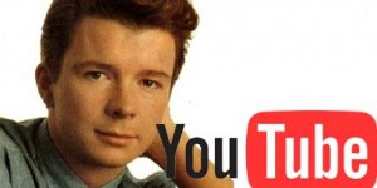 YouTube vuelve a habilitar video de Rick Astley