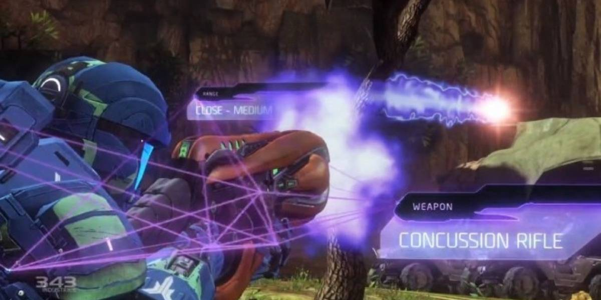 El nuevo tráiler de Halo 4 presenta el arsenal del Covenant