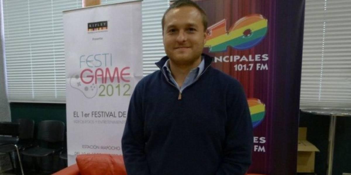 NB Entrevista: Conversamos con Roberto Cánovas de EA