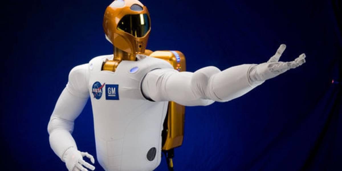 Video: Nasa presentó prototipo de astronauta-robot