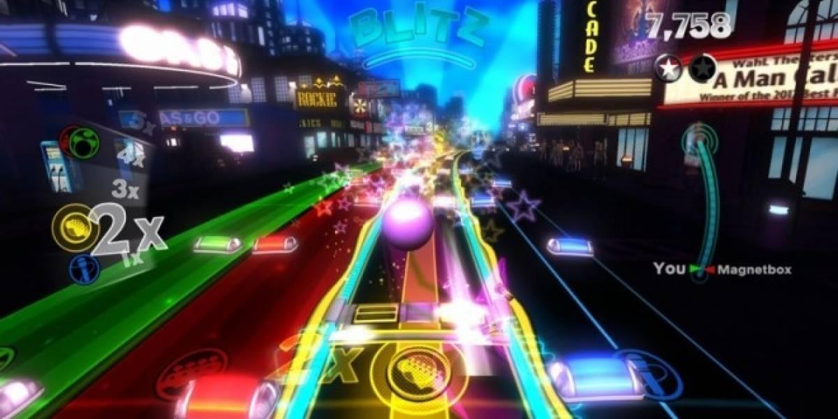 NB Labs: Rock Band Blitz