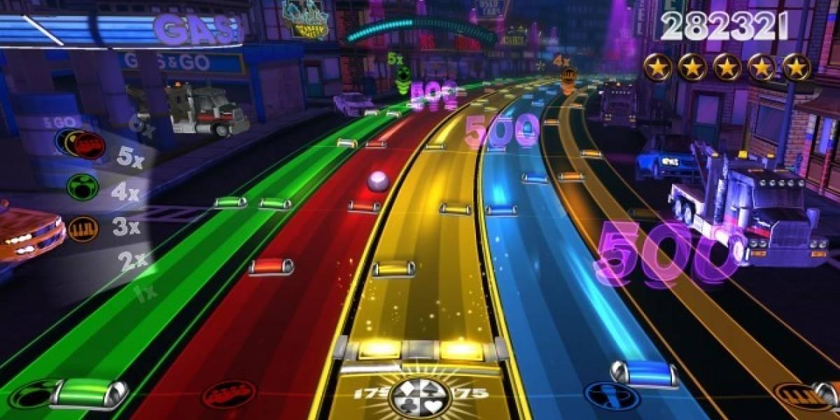 Harmonix anuncia Rock Band World, una nueva aplicación social para Rock Band