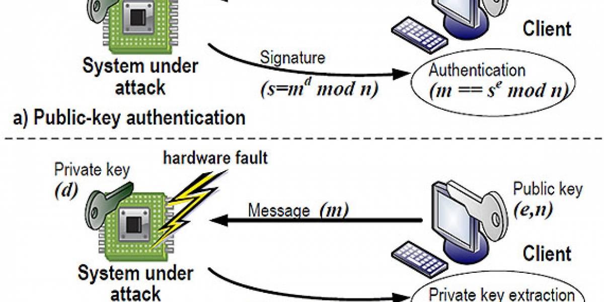 Investigadores encuentran debilidad en el sistema de cifrado RSA