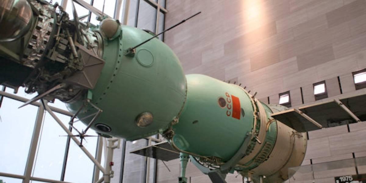 Rusia planea fabricar una nave espacial nuclear