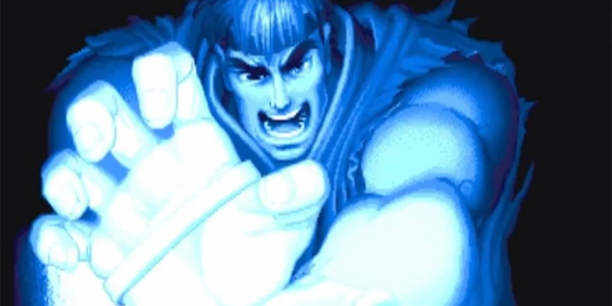 Capcom muestra la evolución de Ryu en video conmemorativo