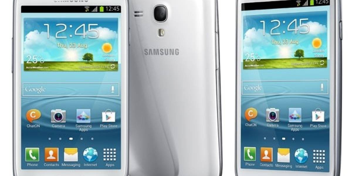 El Samsung Galaxy S3 Mini ya está disponible en Argentina