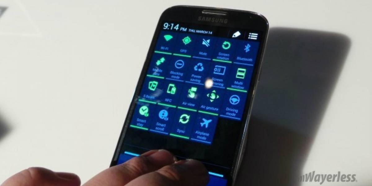 Con el Galaxy S4, Samsung gana más dinero que Apple con el iPhone 5