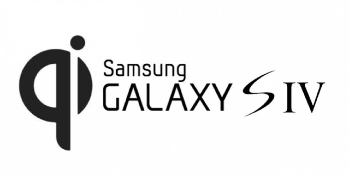 El Samsung Galaxy S4 podría venir con cargador inalámbrico
