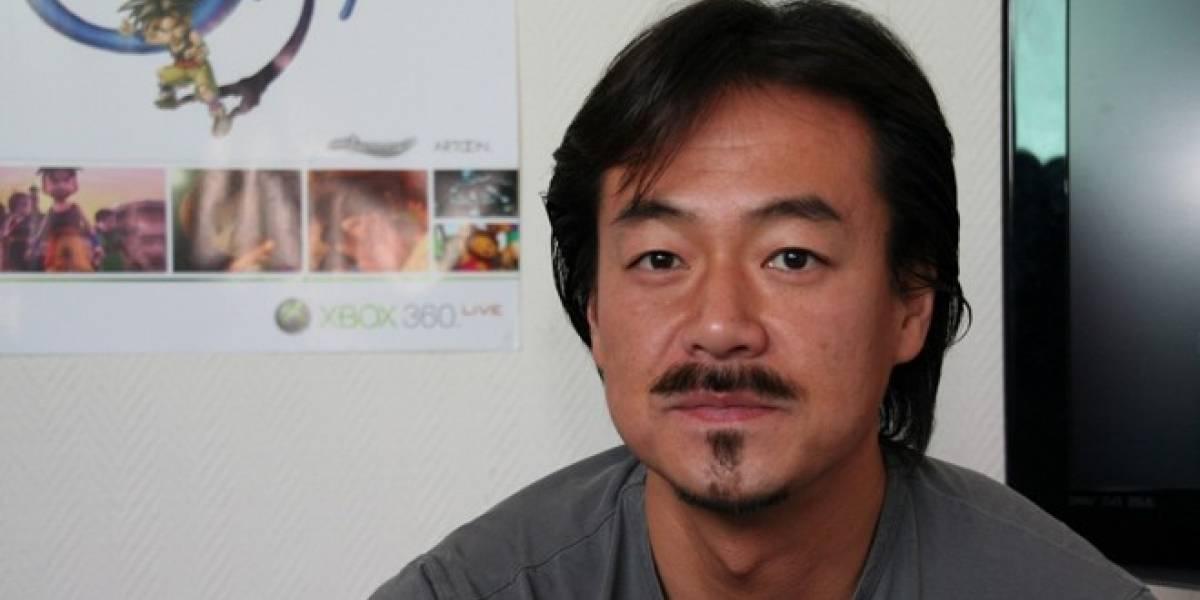 Hironobu Sakaguchi recibirá el premio Leyenda Gamelab 2012 en Barcelona