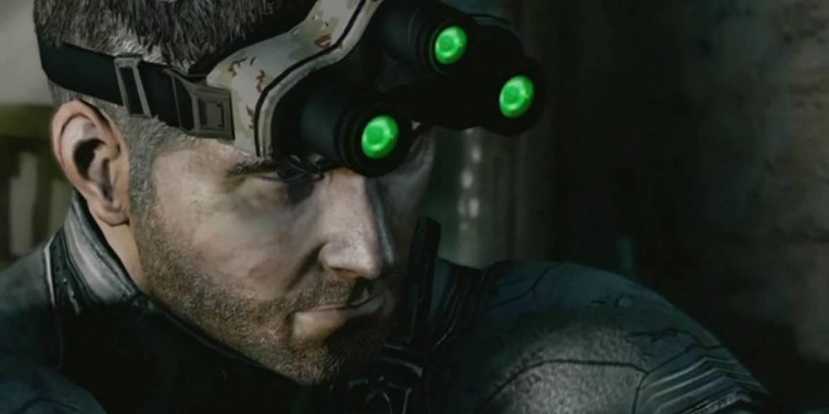 Sam Fisher protege las libertades de su país en el nuevo tráiler de Splinter Cell: Blacklist