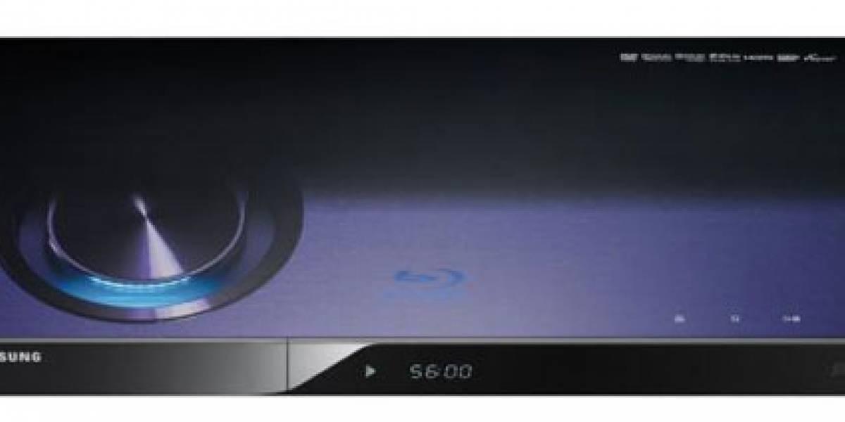 Samsung BD-C6900: Reproductor de Blu-ray 3D a 400 dólares