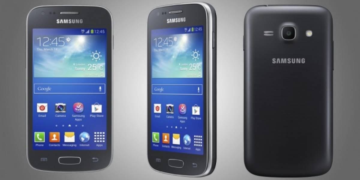 Samsung anuncia oficialmente el Galaxy Ace 3