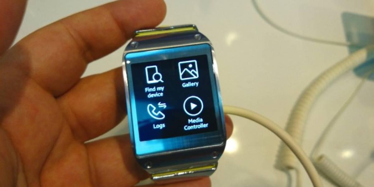 Samsung Galaxy Gear será compatible con Galaxy S3, Galaxy S4 y Galaxy Note 2