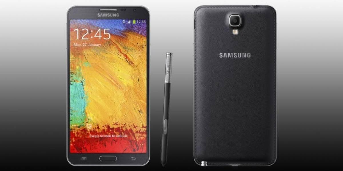 Samsung Galaxy Note 3 Neo es presentado oficialmente