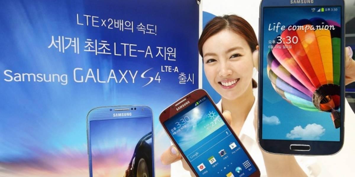 Samsung hace oficial su Galaxy S4 con Snapdragon 800 y LTE-A
