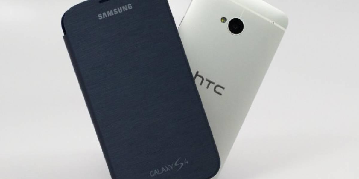 Google pone en su tienda el HTC One y el Samsung Galaxy S4 con Android puro