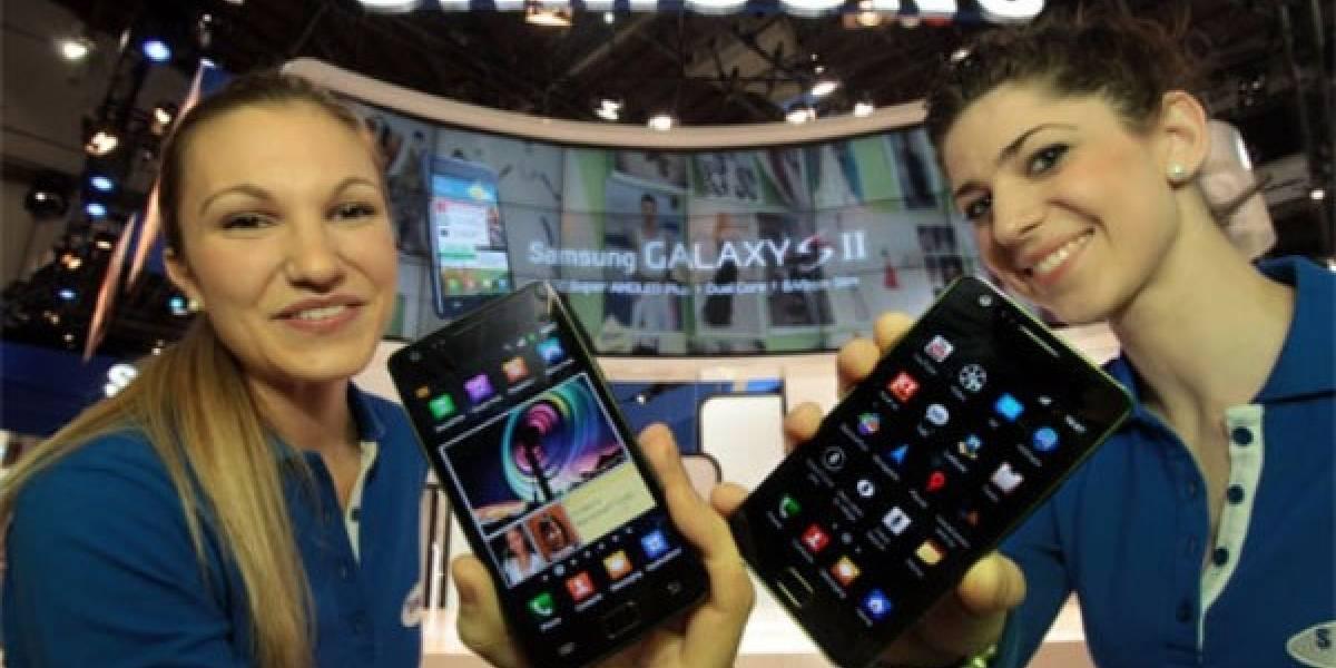 ¡Al fin! Galaxy S II comienza a recibir actualización oficial a Jelly Bean