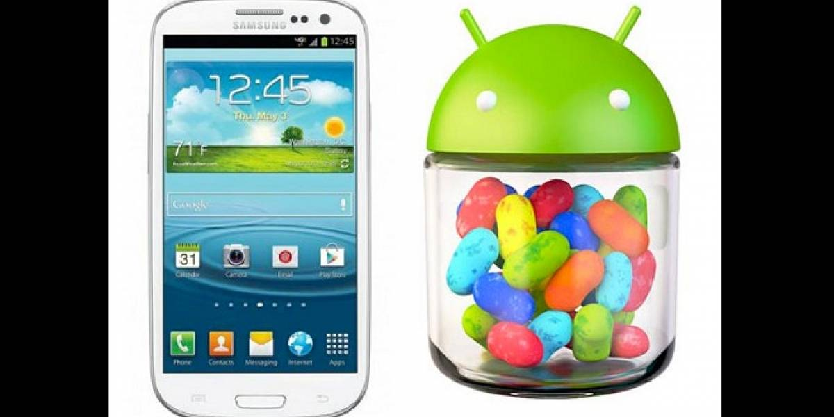 Actualiza tu Samsung Galaxy SIII (GT-I9300) a Android 4.1.1 Jelly Bean [W Tip]