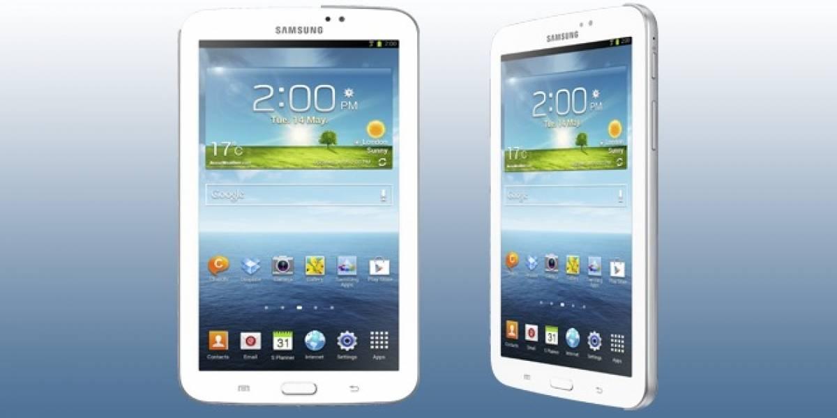 Samsung presenta oficialmente la nueva Galaxy Tab 3