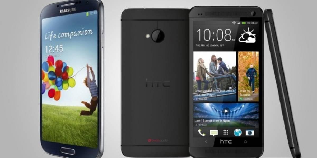 Samsung es multada en Taiwan por pagar comentarios en contra de HTC