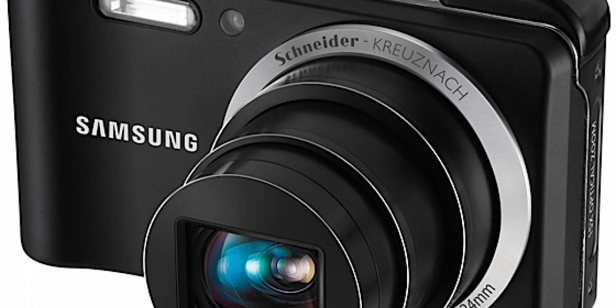 Samsung presenta nuevas cámaras digitales serie HZ, TL y SL