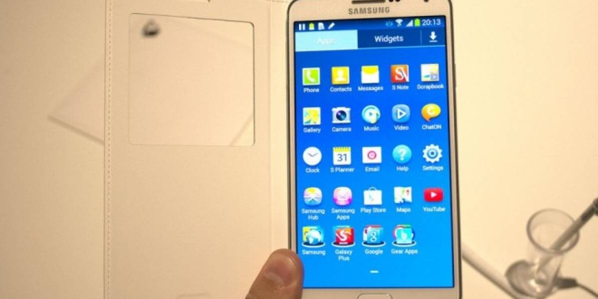 Se reportan defectos en el botón Home del Samsung Galaxy Note 3