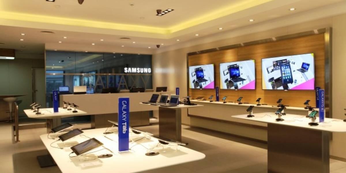 Samsung abrirá 60 tiendas físicas en Europa