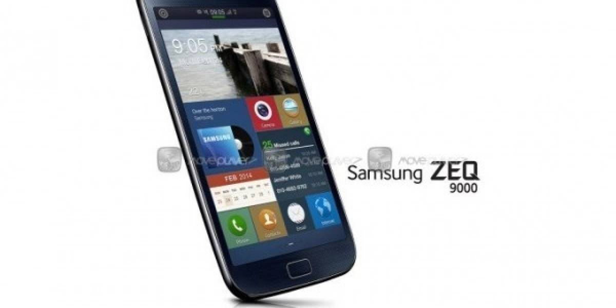 Se filtra Samsung ZEQ 9000, probablemente el primer smartphone con Tizen OS