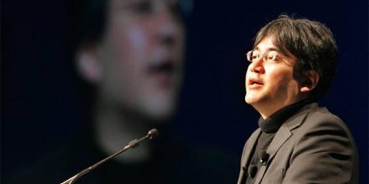 Satoru Iwata dice que no se está sobreexplotando la franquicia de Super Mario