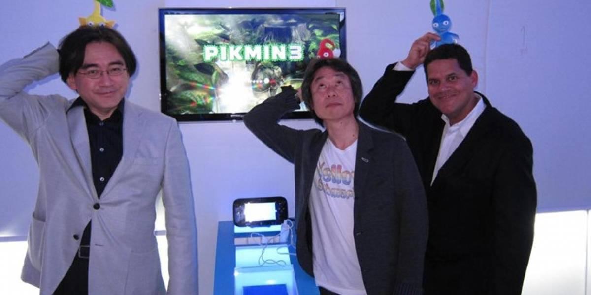 Satoru Iwata sostiene que SmartGlass no ofrecerá lo mismo que Wii U