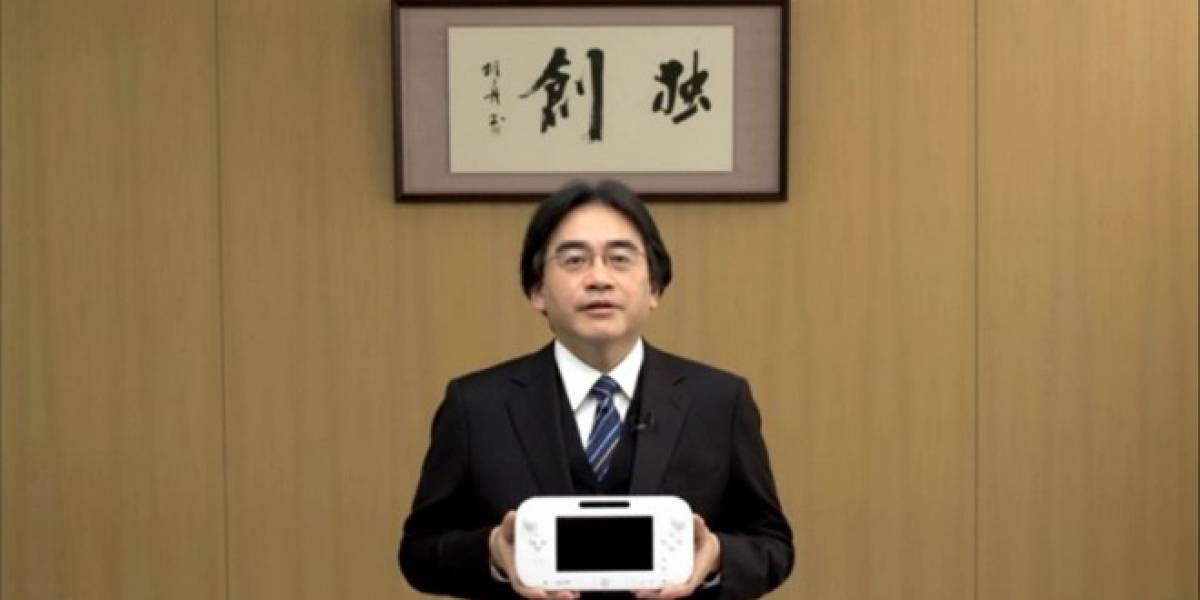 Ser los primeros de la próxima generación no tiene importancia, dice Satoru Iwata