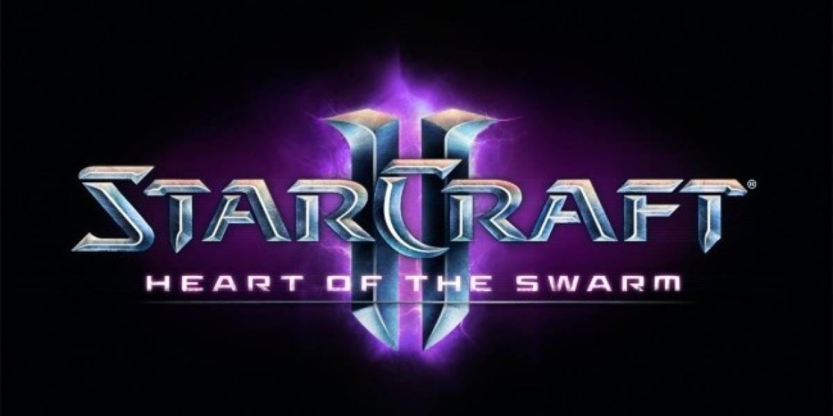 Un vistazo a las nuevas unidades de StarCraft II: Heart of the Swarm en acción