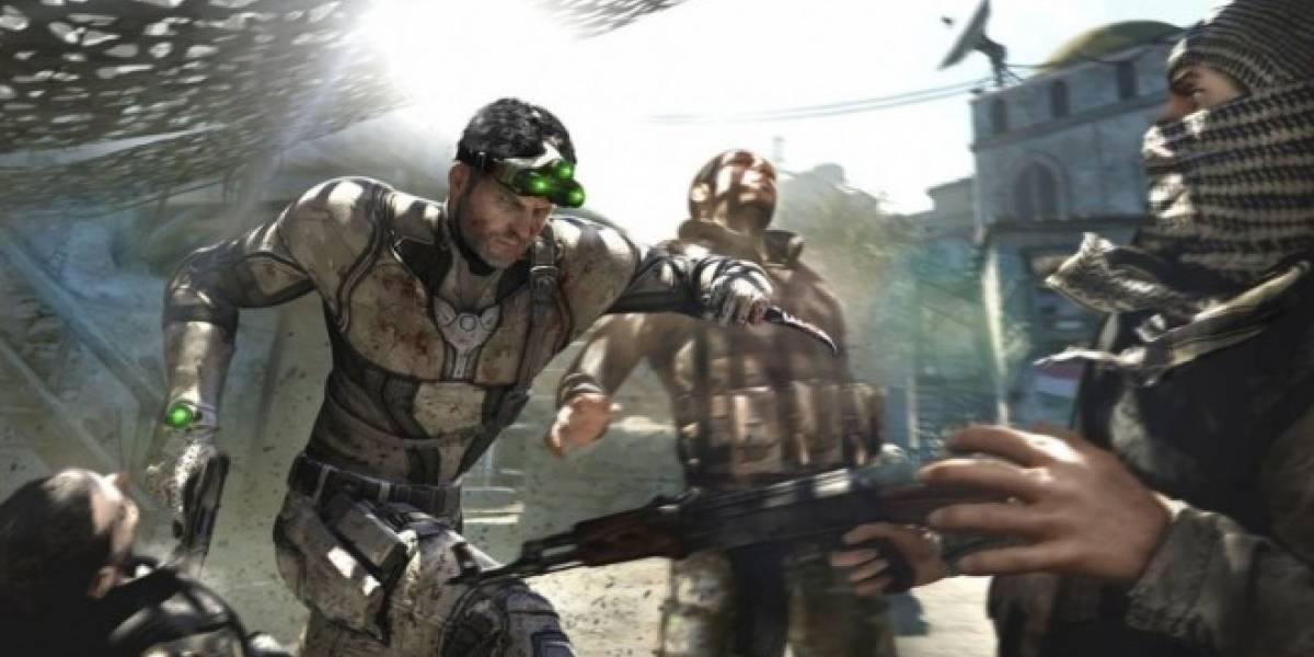 Ubisoft revela nuevos detalles de Splinter Cell: Blacklist