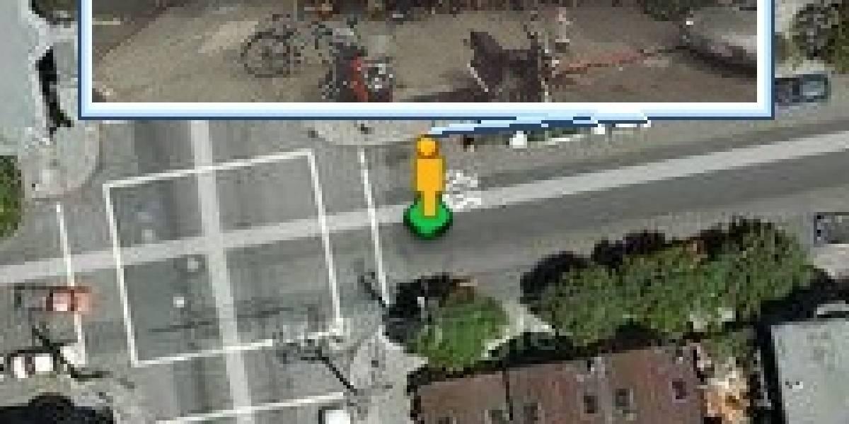 Google Maps ahora con Street View para móviles