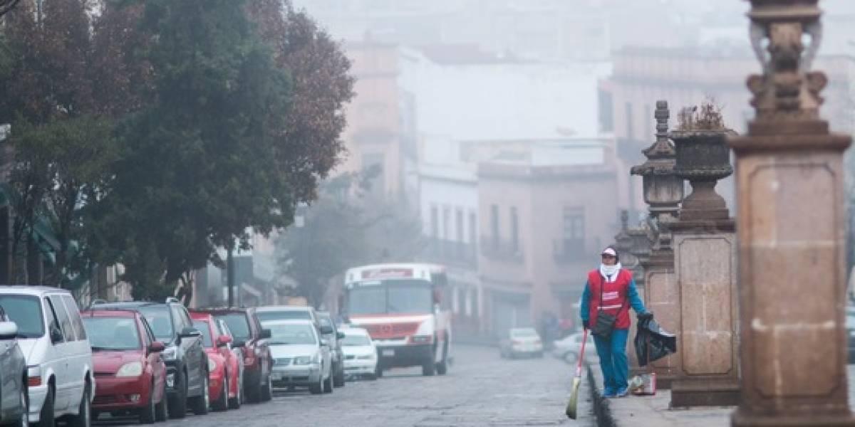 Prevén lluvias e intenso frío en la mayor parte del país este sábado