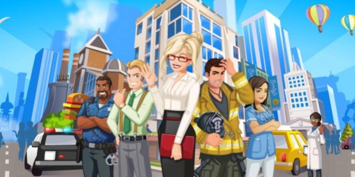 SimCity Social ya está disponible para todos en Facebook