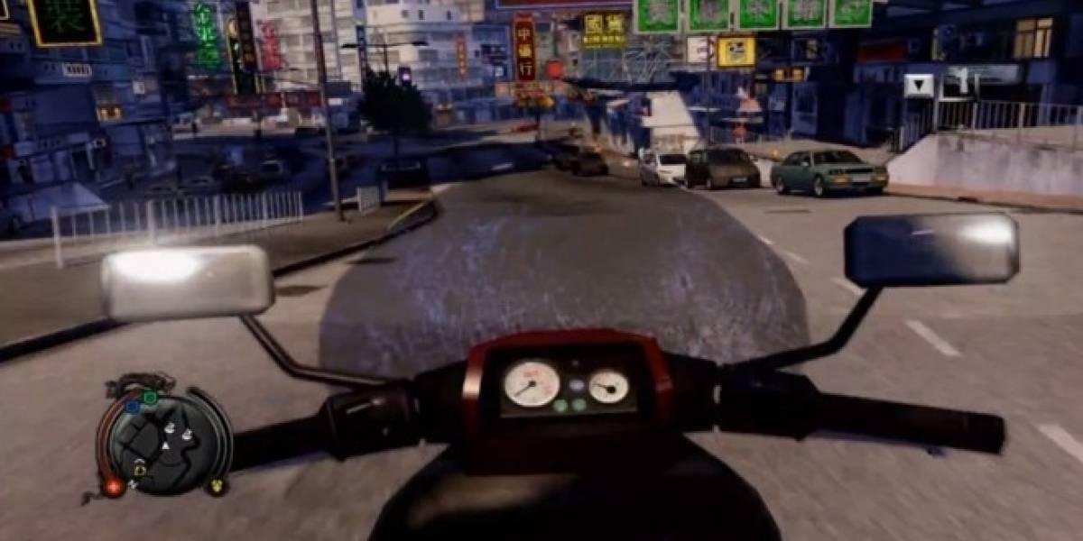 Sleeping Dogs también se juega en primera persona gracias a un mod