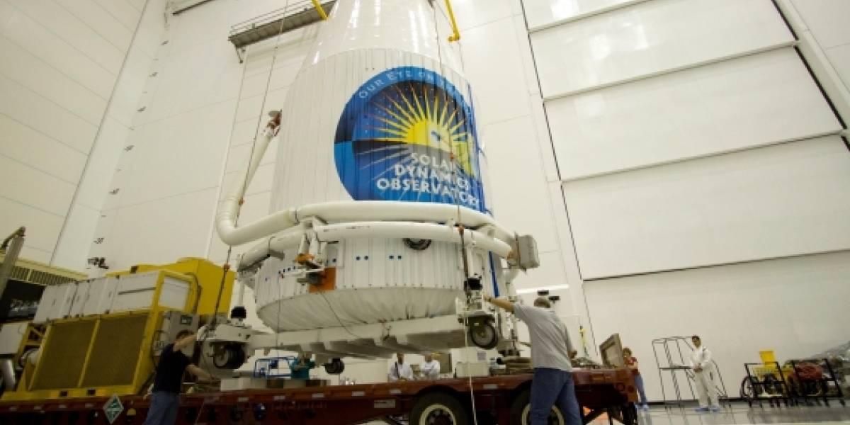 SDO: El observatorio que velará por nuestras comunicaciones y sistemas GPS