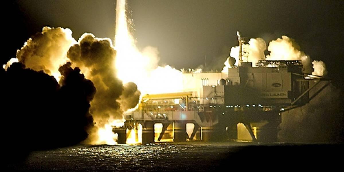 Sea Launch solicita protección de bancarrota