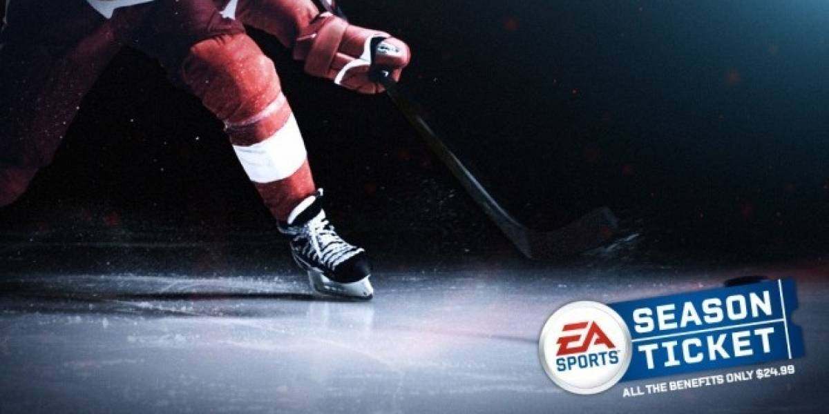 EA Sports detalla su EA Season Ticket para NHL 13, Madden NFL 13 y FIFA 13
