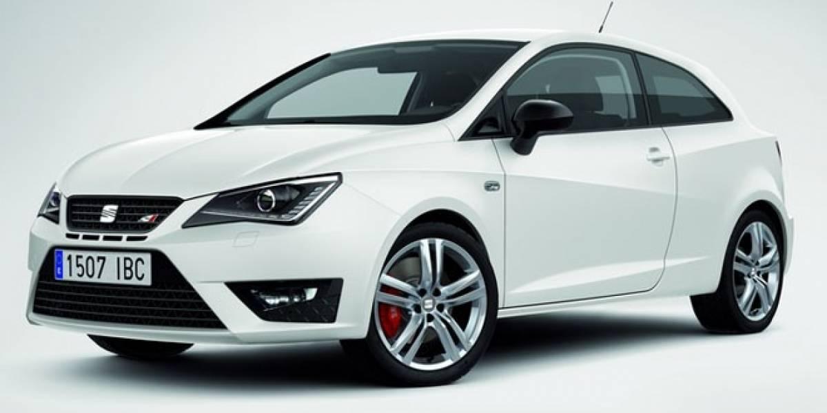 SEAT Ibiza CUPRA: Un coche diseñado para ser conducido con seguridad y placer