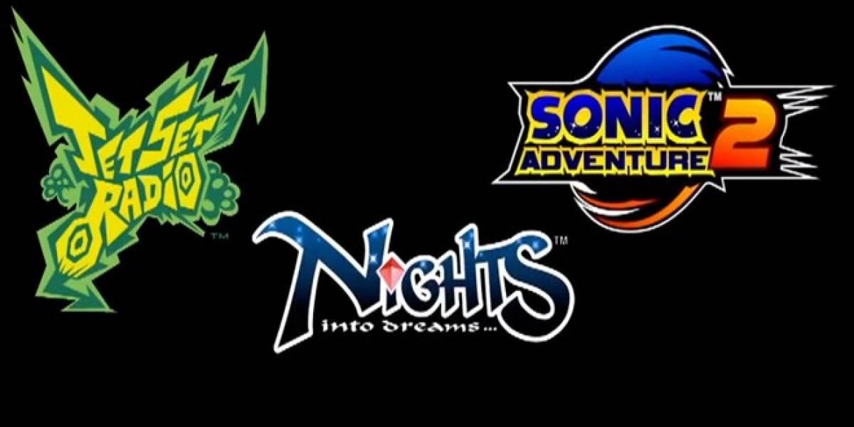 Jet Set Radio, Nights into Dreams y Sonic Adventure 2 HD se muestran en nuevo tráiler