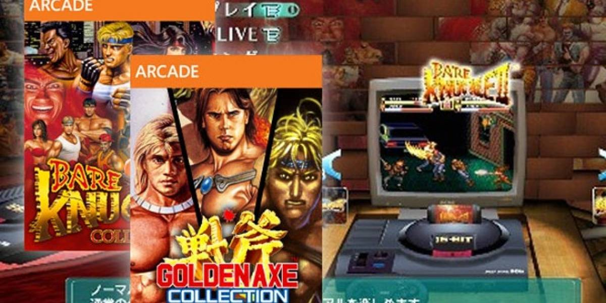 SEGA Vintage Collection 3 llega esta semana a XBLA y PSN