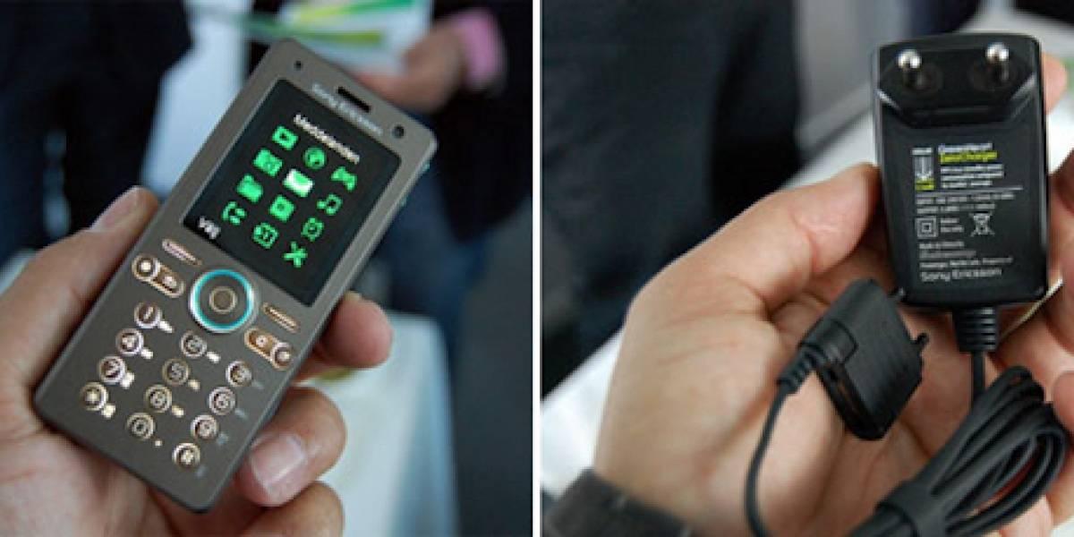Futurología: Sony Ericsson GreenHeart, un concepto verde en todo sentido