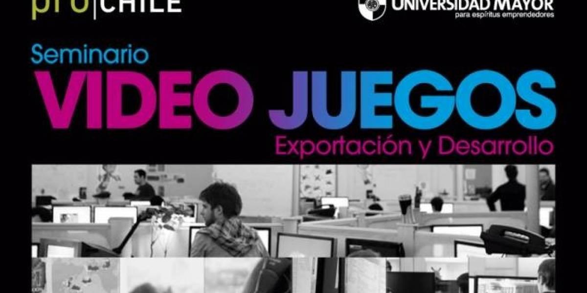 Chile: Seminario de videojuegos en Temuco este viernes